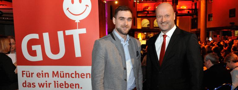 Spendenplattform Stadtsparkasse München gestartet: Prankl Consulting