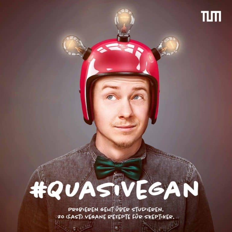 Design Agentur TU München: Projekt quasi veganes Kochbuch