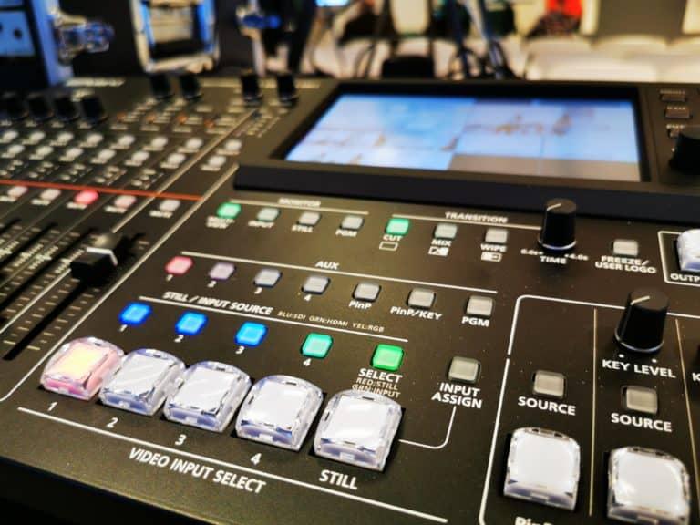 Livestream Technik für Profi Liveübertragung