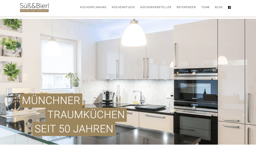 Website Relaunch München