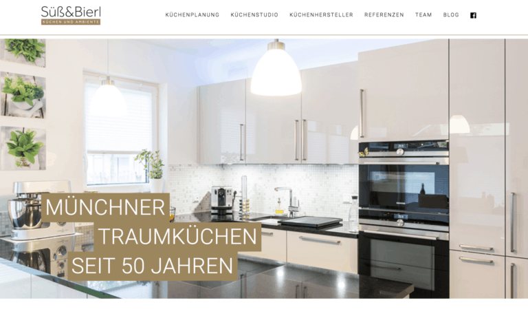 Website Relaunch München