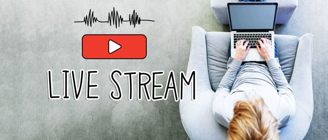 Livestream Anbieter München für Events