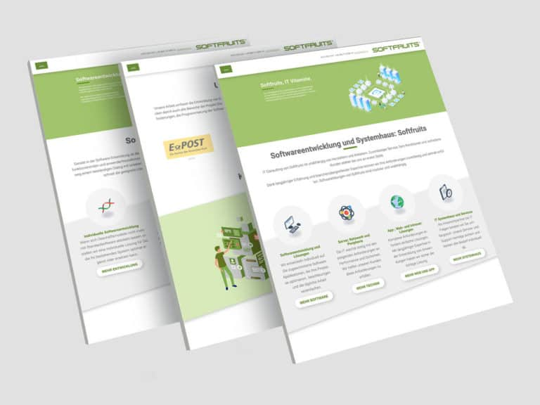 Wordpress Website aus München für Softfruits