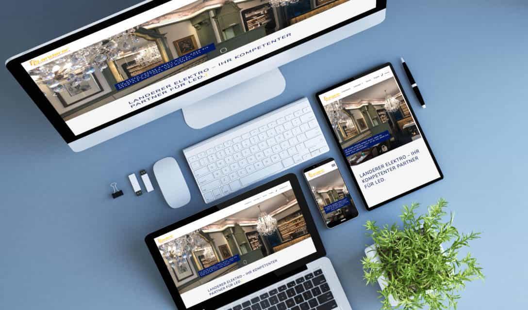 Wordpress Webdesign aus München für Homepagegestaltung