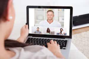 Hybridveranstaltung: Webinar, Webcast oder Livestream