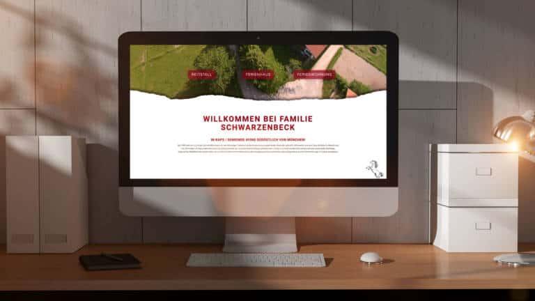 Wordpress Webdesign Aying