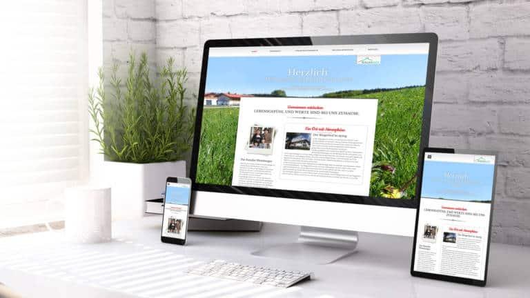 Webdesign München 360