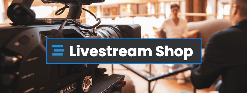 Livestream shop