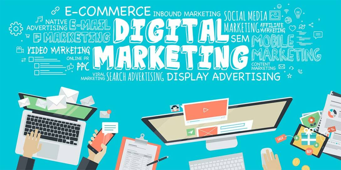 Digitales Marketing für B2B Kunden